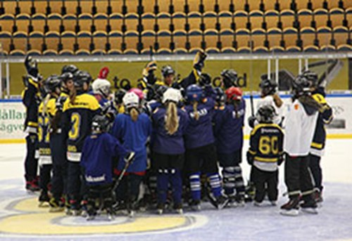 World Girls Hockey Day