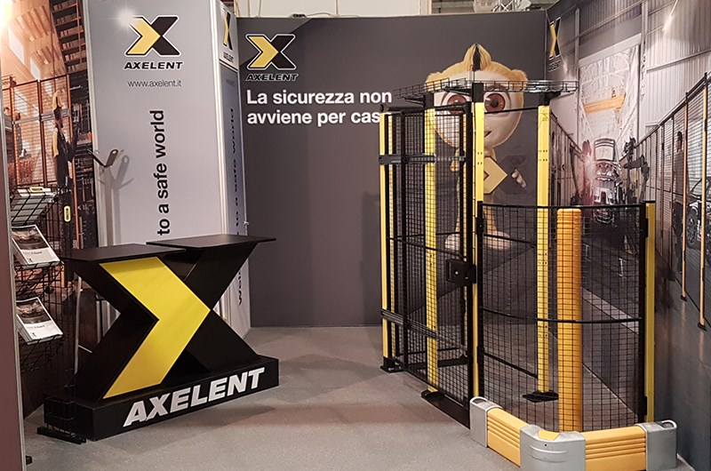 Axelent Italy at MECSPE