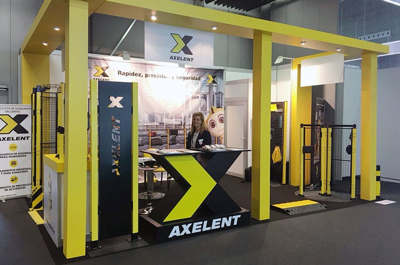 Axelent Spain at BIEMH 2018